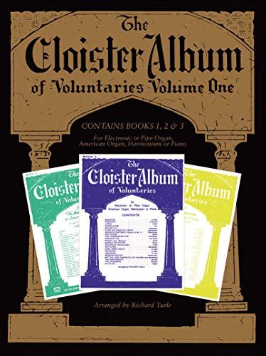 9780571528721: The Cloister Album of Voluntaries, Volume 1: (Organ): v. 1