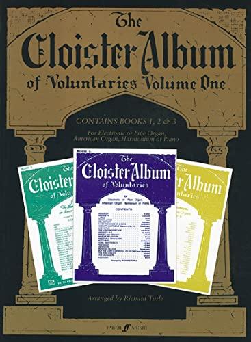 Cloister Album Voluntaries: v. 1: (Organ) (Faber