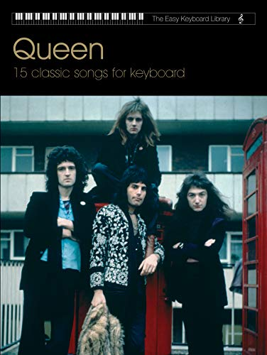 9780571528806: Queen (Easy Keyboard Library)