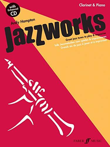 9780571528905: Jazzworks: (Clarinet)