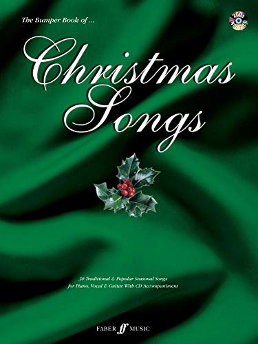 9780571529117: Bumper Book of Christmas Songs: (Piano, Vocal, Guitar) (Pvg/CD)