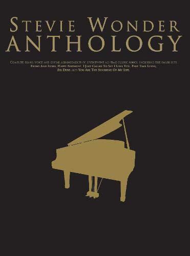 9780571529124: Stevie Wonder Anthology