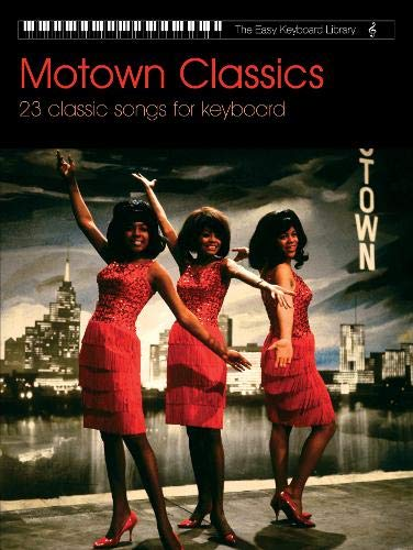 9780571529179: Motown Classics Easy Keyboard Library