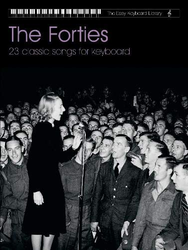 The Forties (Easy Keyboard Library)