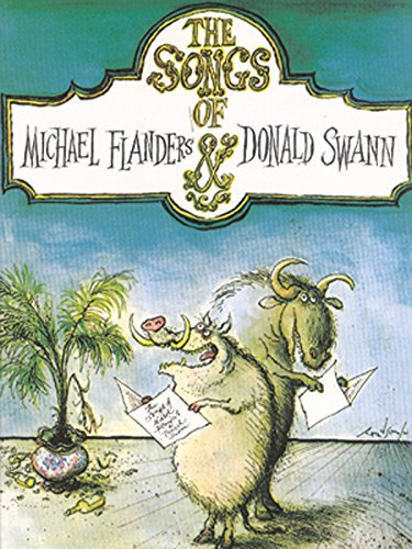 9780571529209: The Songs of Michael Flanders & Donald Swann, Faber Edition