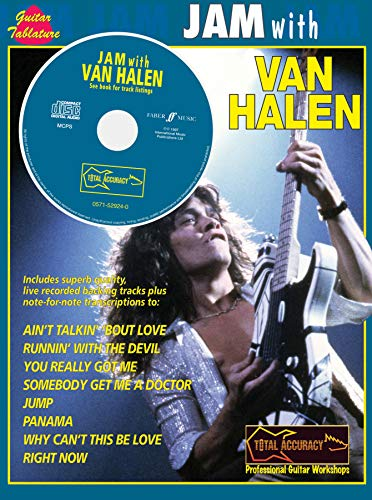 9780571529247: Jam With Van Halen: (Guitar Tab)