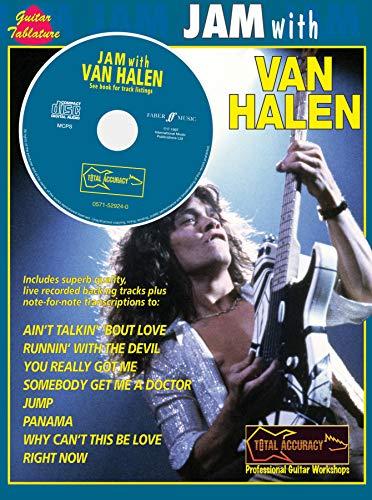 9780571529247: Jam with Van Halen (Guitar Tab with Free Audio CD)