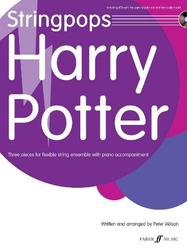 9780571529261: Harry Potter: (score) (Stringpops)
