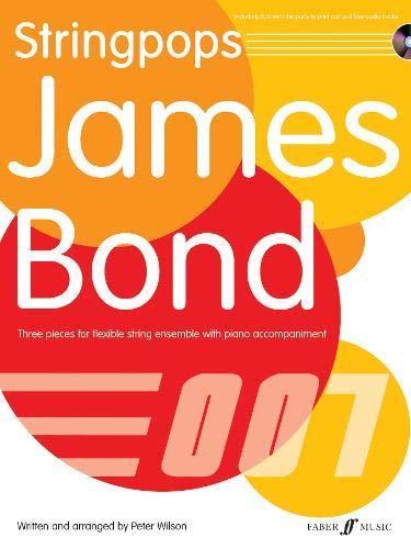 James Bond: (score) (Stringpops): Peter Wilson