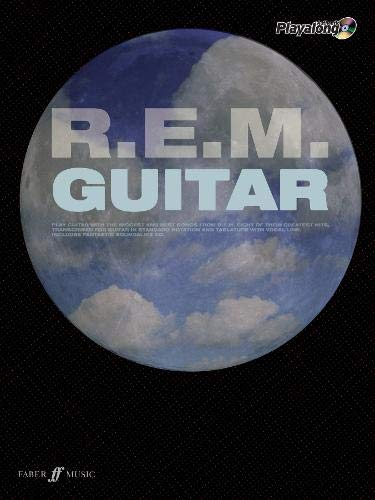 9780571529292: R.E.M. Authentic Playalong Guitar (Guitar/CD): WITH Soundalike Backing CD