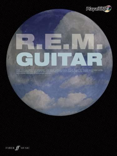 9780571529292: R.E.M Authentic Guitar Playalong