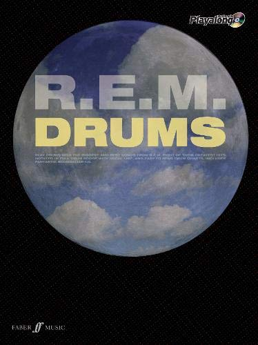 9780571529315: R.E.M.: Authentic Playalong Drums (Drums/CD): WITH Soundalike Backing CD