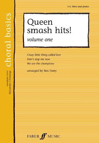 9780571529339: Queen Smash Hits!: v. 1: (SA/Men) (Choral Basics Series)