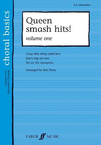 9780571529346: Queen Smash Hits!: v. 1: SA ACC. (Choral Basics Series)