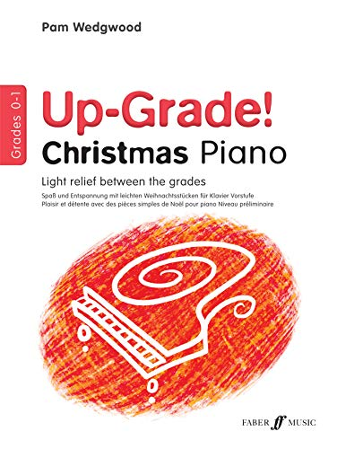9780571529537: Up-grade Christmas!: Grades 0-1: Piano