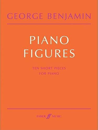 9780571529599: Piano Figures: Score (Faber Edition)