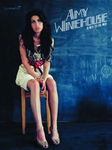9780571529698: Winehouse Amy Back to Black Pvg: (Piano/ Vocal/ Guitar)