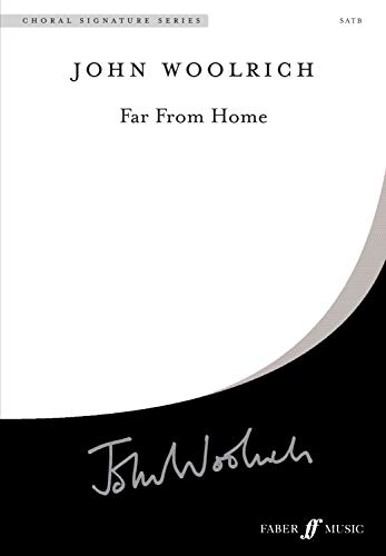 9780571529858: Far from Home: Choral Octavo