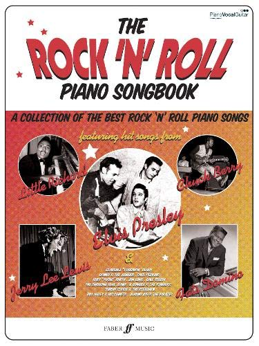 9780571529889: Rock 'N' Roll Piano Songbook Pvg