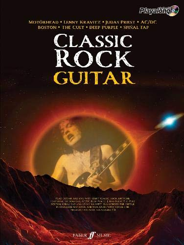 9780571529902: Classic Rock Authentic Guitar Playalong: 8 Monstrous Rock Classics Arranged for Guitar with Fantastic Soundalike CD (Authentic Playalong)