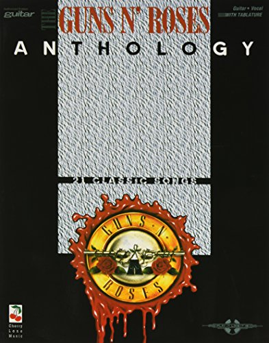 "9780571530007: ""Guns N' Roses"" Anthology: Guitar Tab (Gtab)"