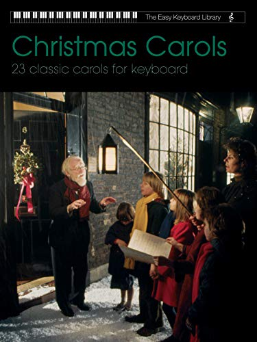 9780571530021: Christmas Carols: 23 Classic Carols for Keyboard (Faber Edition: The Easy Keyboard Library)