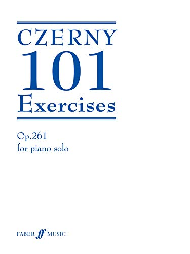 9780571530342: 101 Exercises For Piano