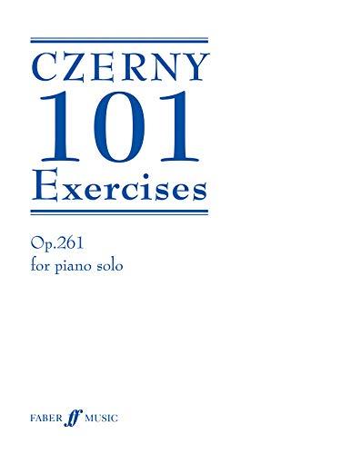 9780571530342: Carl Czerny: 101 Exercises