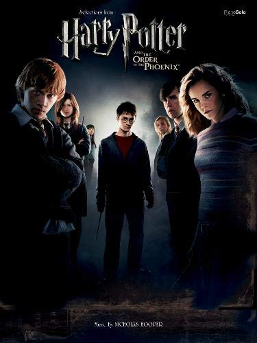 9780571530687: Harry Potter and the Order of the Phoenix: All the Music from the Film Arranged for Piano, Voice and