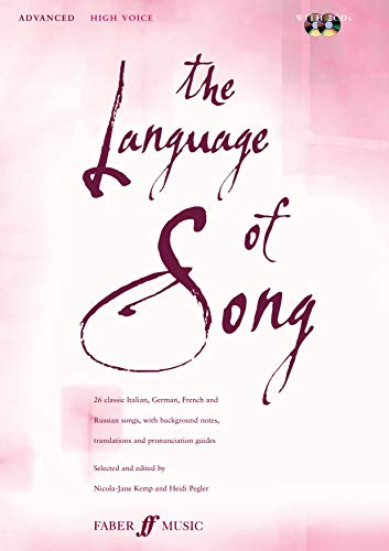 9780571530755: The Language of Song