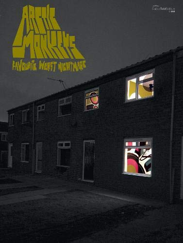 9780571530786: Arctic Monkeys Favourite Worst Nightmare Guitar Tab: (Guitar Tab/Vocal) (Gtab)