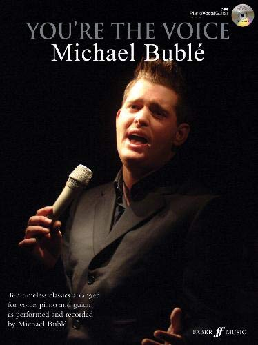 9780571530830: You're the Voice: Michael Buble: Piano,Vocal,Guitar Songbook (Pvg Book & CD)