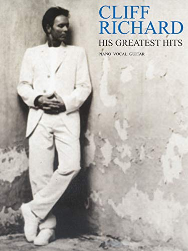 9780571530847: Cliff Richard: His Greatest Hits: (Piano, Vocal, Guitar)