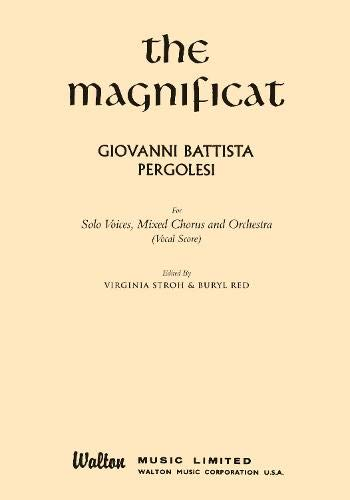 9780571530946: The Magnificat: (Vocal Score)