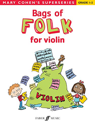 9780571531141: Bags of Folk for Violin (Faber Edition: Bags Of)