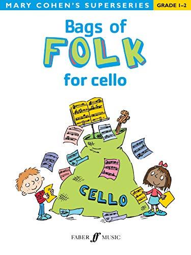9780571531158: Bags of Folk for Cello: Cello Solo