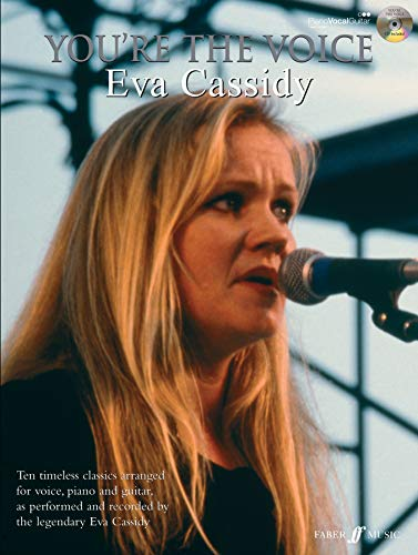 9780571531271: You're the Voice -- Eva Cassidy: Piano/Vocal/Guitar, Book & CD