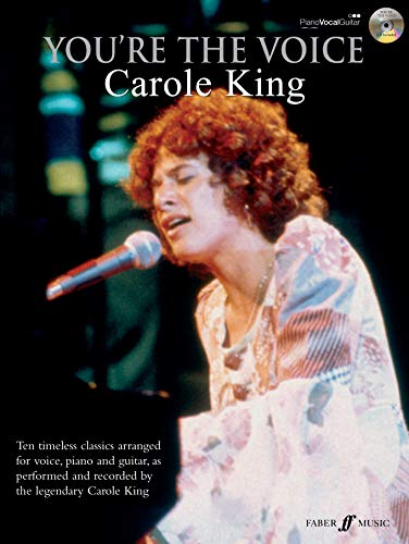 9780571531288: Carole King: (Piano/Vocal/Guitar) (You're the Voice)
