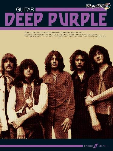 9780571531318: Deep Purple Authentic Guitar Playalong + CD