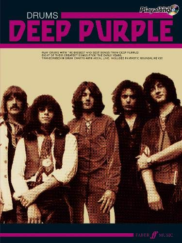 9780571531332: Deep Purple Authentic Playalong Drums
