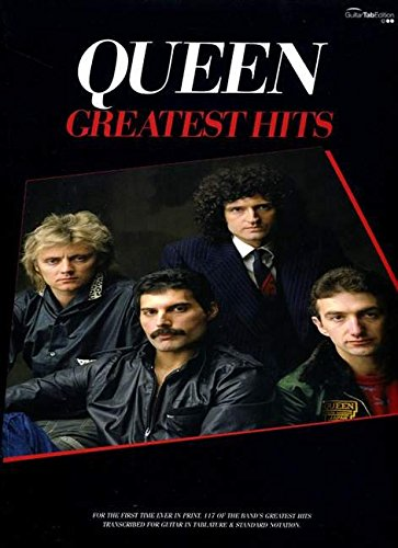 "9780571531691: Queen: Greatest Hits - Guitar Tab Songbook"" (Volume 1)"