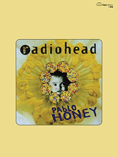 9780571531776: Radiohead -- Pablo Honey: Guitar/Tablature/Vocal (Faber Edition)