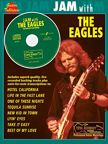 9780571531783: Jam with the Eagles: Guitar Tablature Vocal