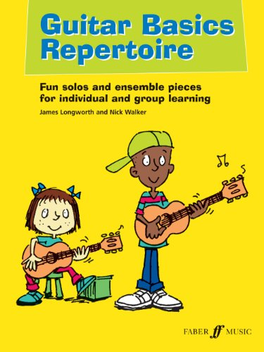 9780571531875: Guitar Basics Repertoire: Fun Solos and Ensemble Pieces for Individual and Group Learning (Faber Edition: Basics)