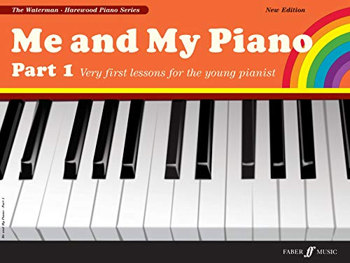 9780571532001: Me and My Piano Part 1: Very First Lessons for the Young Pianist