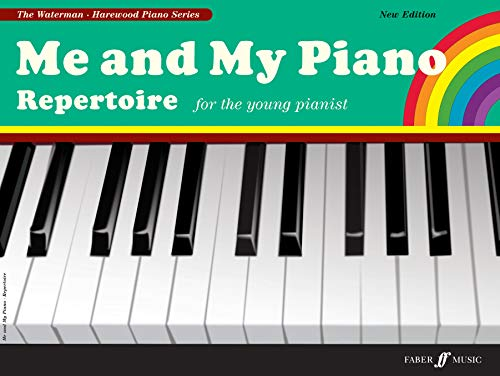 9780571532025: Me and My Piano Repertoire: For the Young Pianist (Faber Edition: The Waterman / Harewood Piano Series)