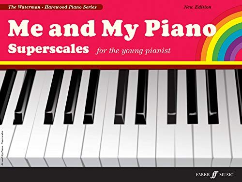 9780571532056: Me and My Piano Superscales: For the Young Pianist