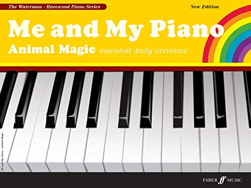 9780571532063: Me and My Piano Animal Magic: Essential Daily Exercises (Faber Edition: The Waterman / Harewood Piano Series)