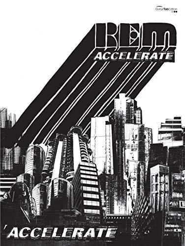 9780571532315: R.E.M. Accelerate Guitar Tab: (Guitar Tab Songbook) (Gtab)