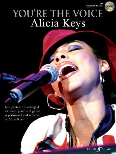 9780571532346: Alicia keys : Your the voice (piano/vocal)